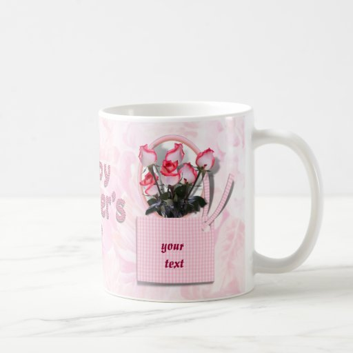 Roses for Someone Special on Mother's Day Coffee Mugs