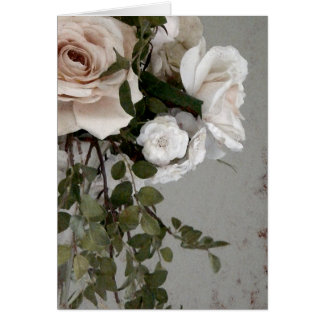 Roses for the Bride Card