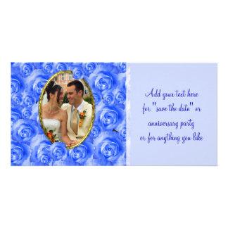 Roses Frame Card