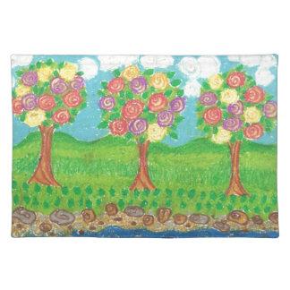 Roses Garden Placemat