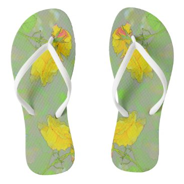 Beach Themed Roses, Get your lovely roses here! Flip Flops