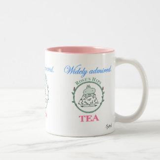 ROSE'S HIPS Boynton Two-Tone Coffee Mug