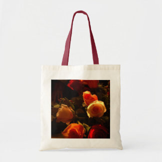 Roses I - Orange, Red and Gold Glory Bags