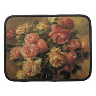 Roses in a Vase by Renoir, Vintage Impressionism Planners