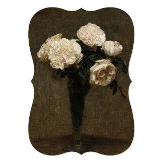 Roses in a Vase Card