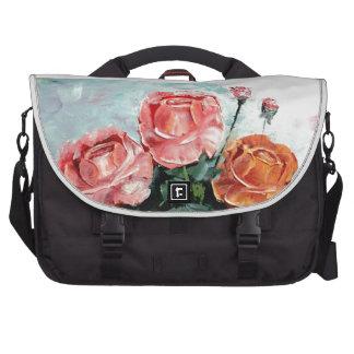 Roses in a Vase Laptop Computer Bag