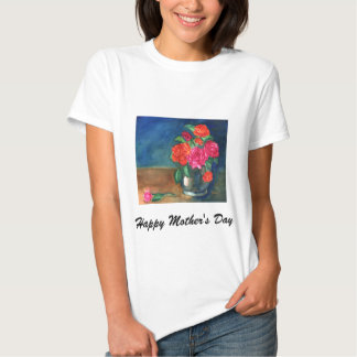 Roses in a Vase T Shirt