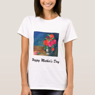 Roses in a Vase T-Shirt