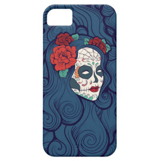 Roses in my hair iPhone 5 cover