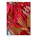Roses in NYC Greeting Card