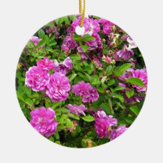 Roses in Olympia Farmer's Market Garden Ornament