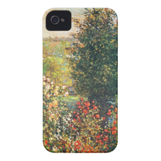 Roses in the Hoshede's Garden at Montregon iPhone 4 Cover