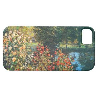 Roses in the Hoshede's Garden at Montregon iPhone SE/5/5s Case