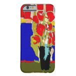 Roses In Vase Abstract iPhone 6 case iPhone 6 Case