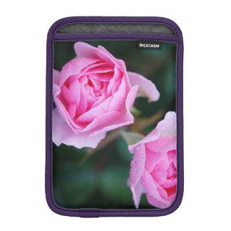 roses iPad mini sleeve