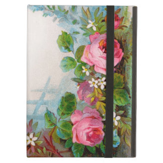ROSES & JASMINES COVER FOR iPad AIR