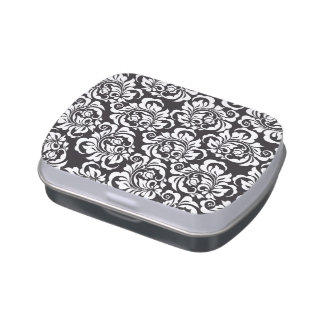 roses jelly belly candy tins