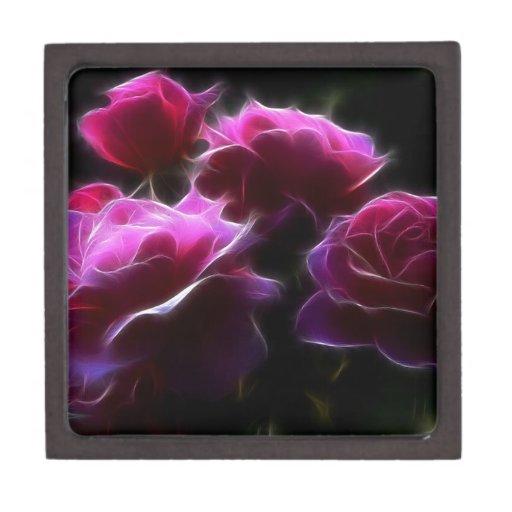 roses.jpg rosado cajas de joyas de calidad