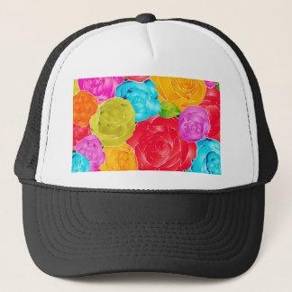 roses.jpg trucker hat