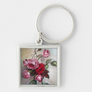 Roses Keychain