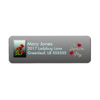 Roses Label
