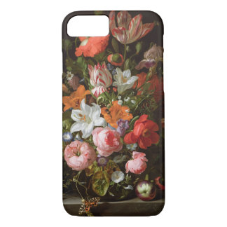 Roses, Lilies, and Tulips iPhone 7 case