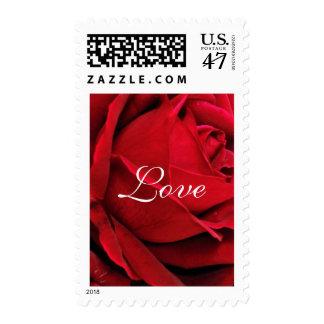 Roses Love 290 Stamp