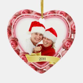 Roses/Love~ Photo Ornaments