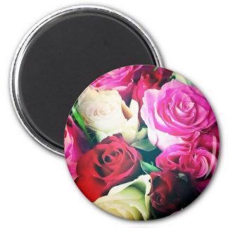 roses magnet