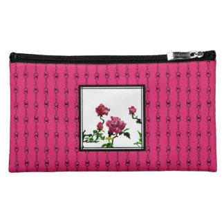 Roses Makeup Bag