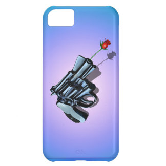 Roses n Guns Case For iPhone 5C