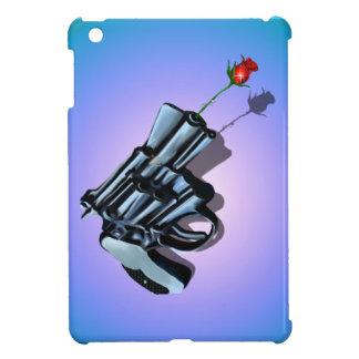 Roses n Guns iPad Mini Cases