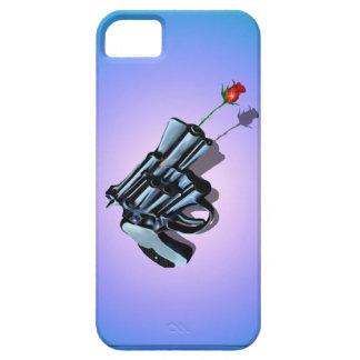 Roses n Guns iPhone SE/5/5s Case