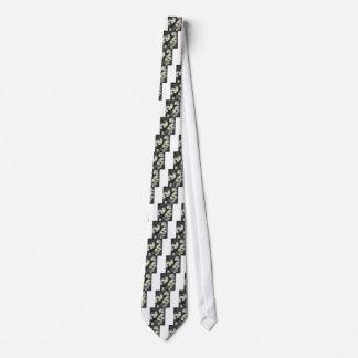 Roses Neck Tie