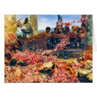 Roses of Heliogabalus 1888 Card