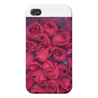 Roses on iphone iPhone 4/4S covers