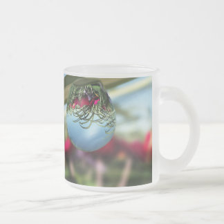 Roses on Raindrops Mug