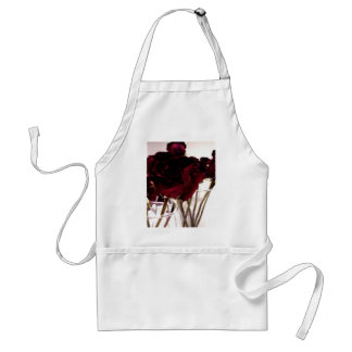 Roses Out Of Bloom Adult Apron