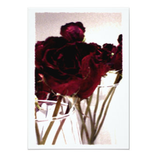 Roses Out Of Bloom Card