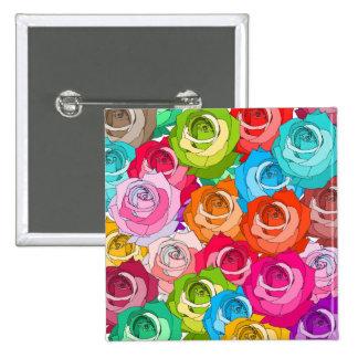 Roses Parade Button