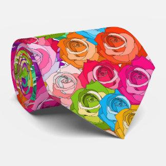 Roses Parade Tie