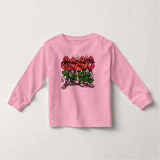 Roses Party Toddler T-shirt