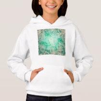 Roses pattern hoodie