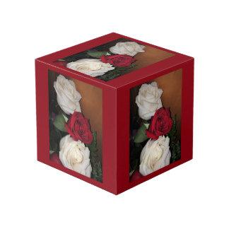 Roses Photo Cube