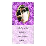Roses Photo Greeting Card