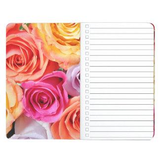 Roses Pocket Journal