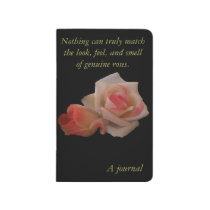 Roses Pocket Journal