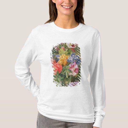 Roses, Poppy and Pelargonia T-Shirt