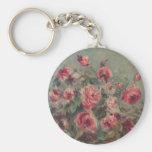 Roses - Renoir Key Chain
