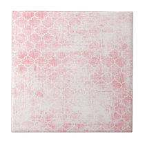 Roses Ribbons and Lace Tile